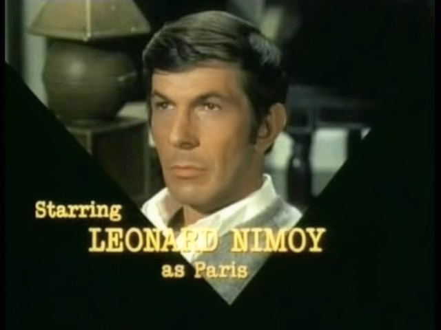 Leonard Nimoy - Mission Impossible