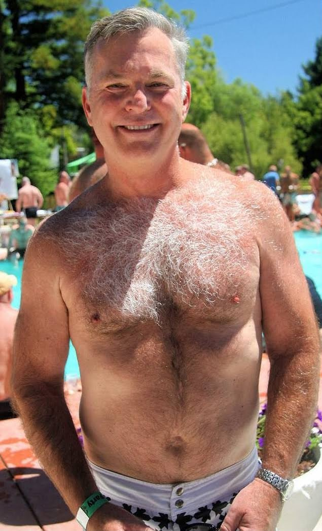 Hombres Maduros Desnudos