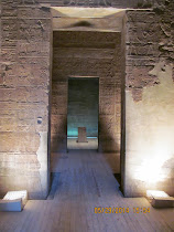 Holy of Holies, Hippostolic Hall in Temple of Isis, Aswan