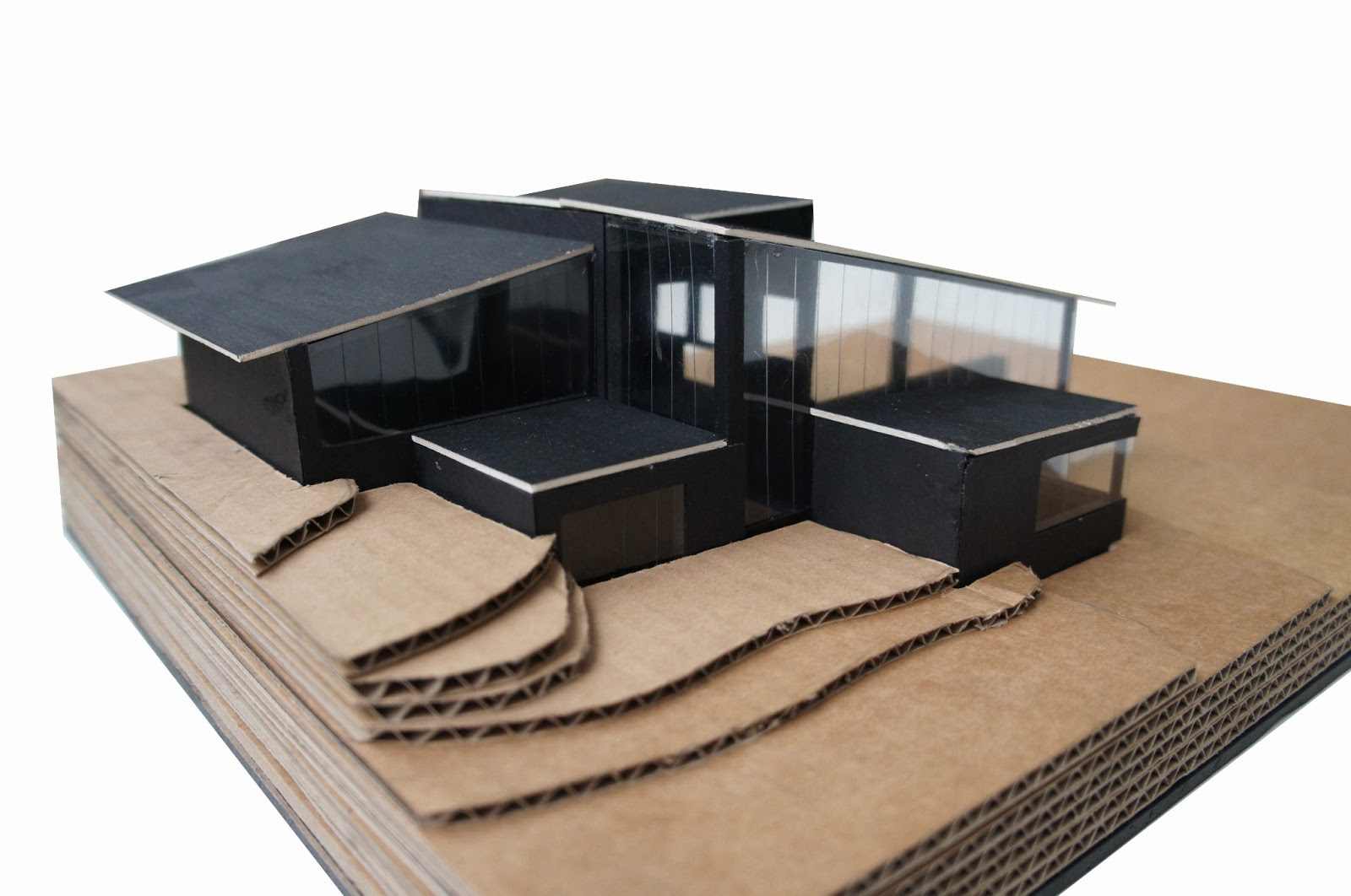 Architecture House Model recycle model house - house interior