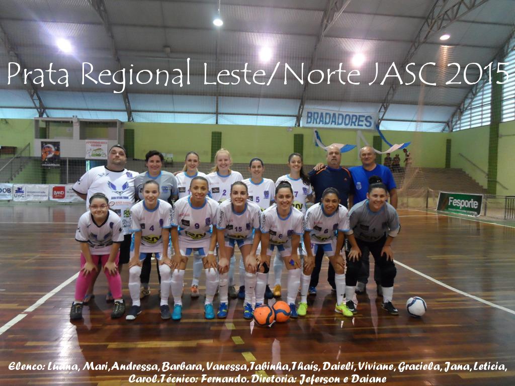 PRATA REGIONAL LESTE/NORTE JASC 2015