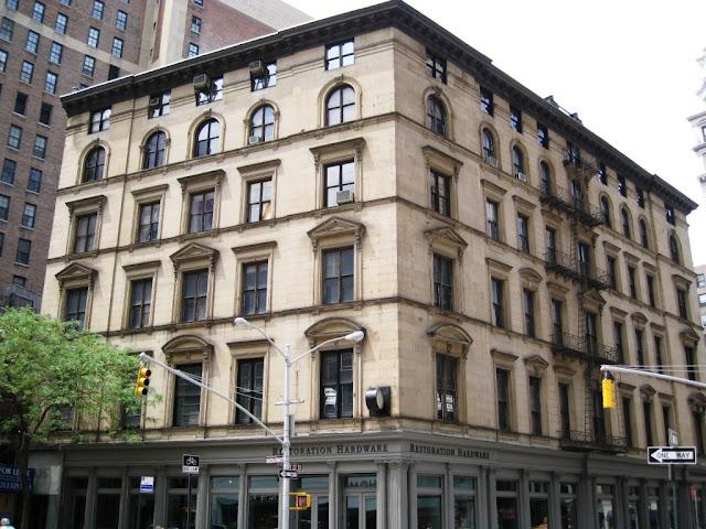 Daytonian in manhattan the 1862 mortimer building 935 for 14 wall street 20th floor new york new york 10005