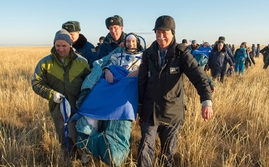 Astronot Sulit Berdiri Setelah dari Luar Angkasa, Ini Sebabnya