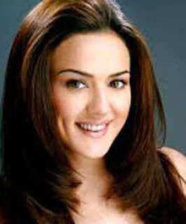Actress Preity Zinta, Ishkq in Paris, Directed by Prem Soni