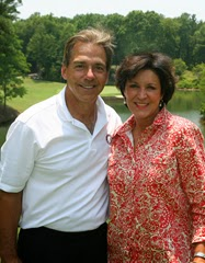 Author of new book about 2011 Tuscaloosa tornado discusses relief effort's affect on Nick Saban.