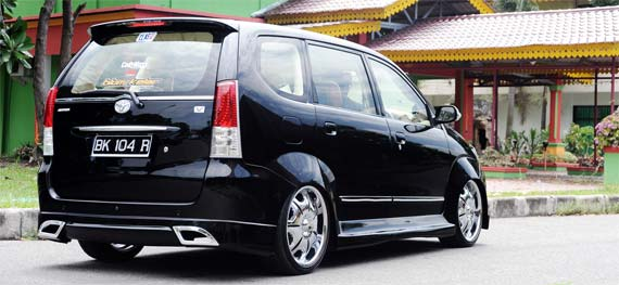 Avanza '09 : The Best Interior