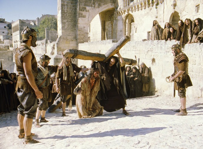 Travis Simpkins: The Passion of the Christ (2004): The ...