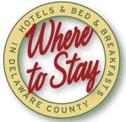 HOTELS AND B&Bs in DELAWARE COUNTY