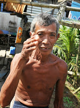 葉朝興 阿山港的華伊後代 Yek Tiew Hing, a descendant of Chinese from Sungai Assan long house