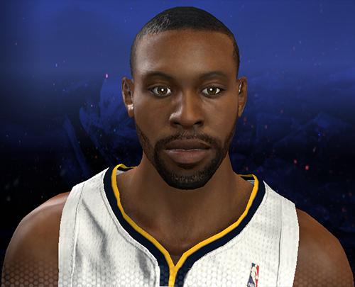NBA 2K14 C.J. Watson Cyberface Mod