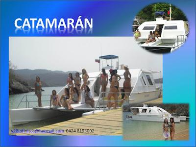 imagen tour en catamaran