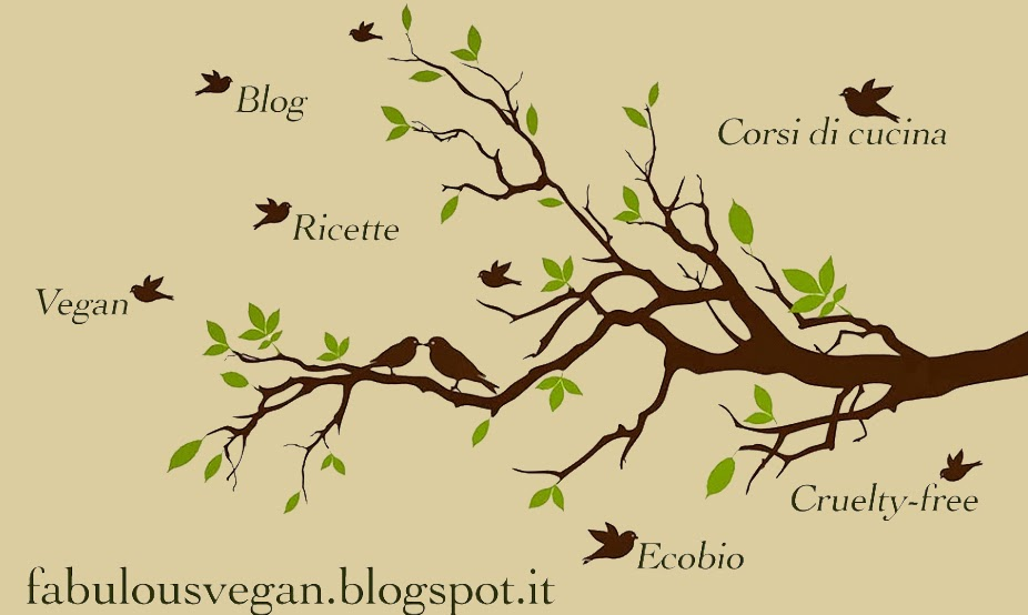 life of a vegan - Blog Di Cucina Vegana