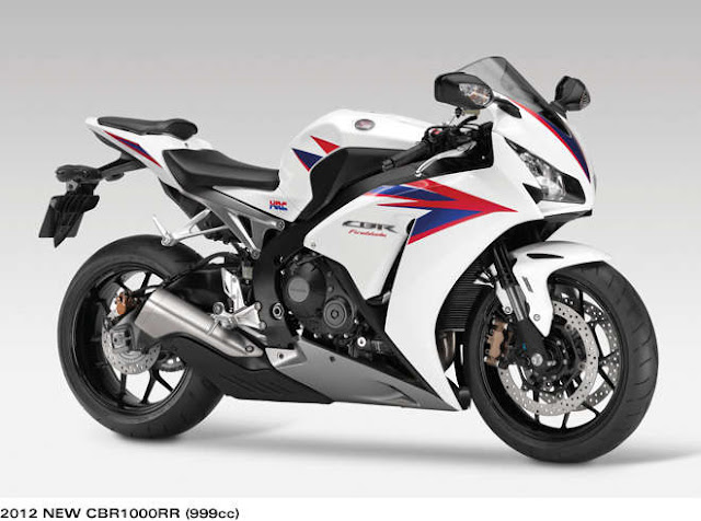 Spesifikasi dan Harga Honda CBR1000RR