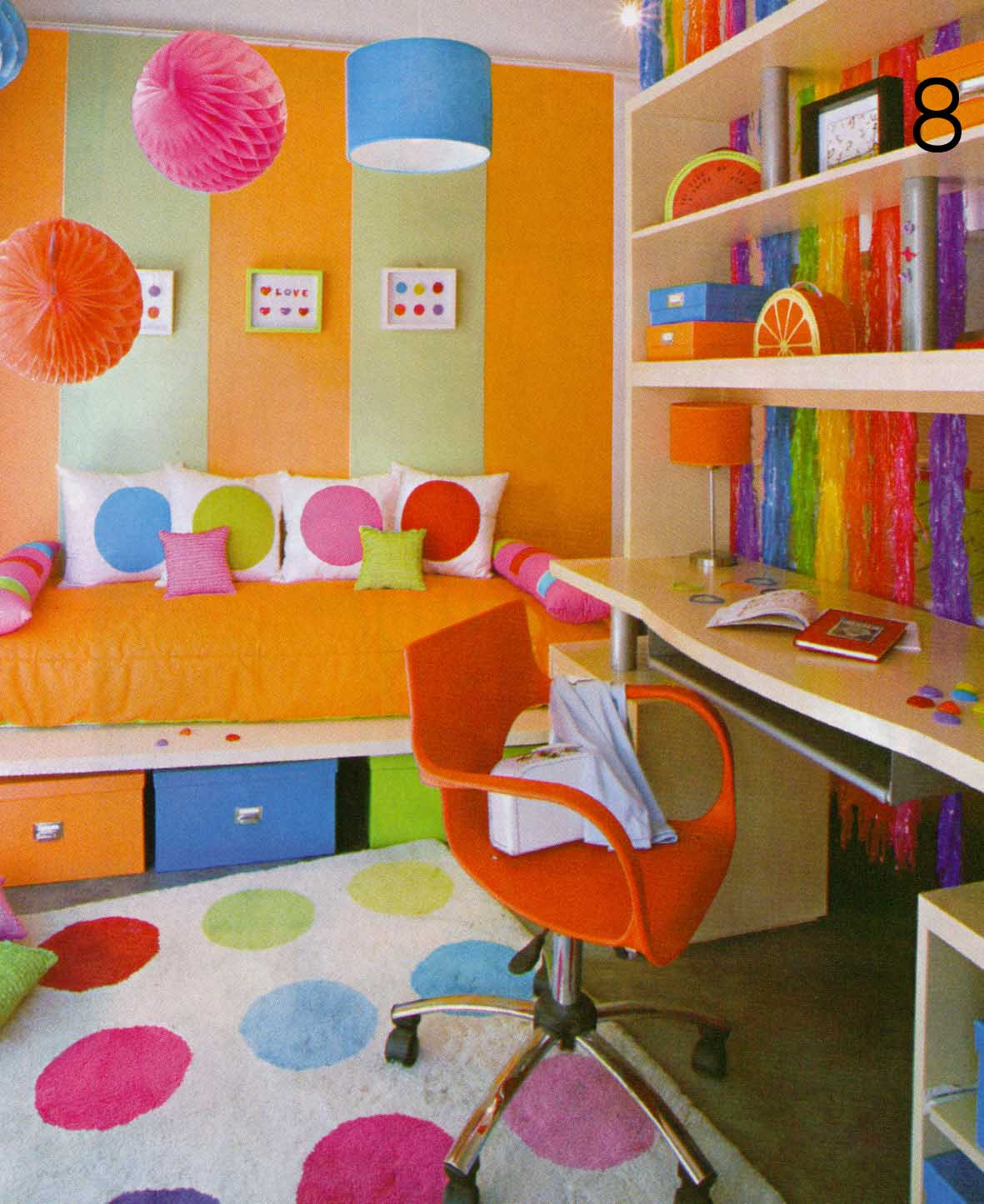 Homedecor decoraci n de dormitorios infantiles for Decoracion cuartos infantiles