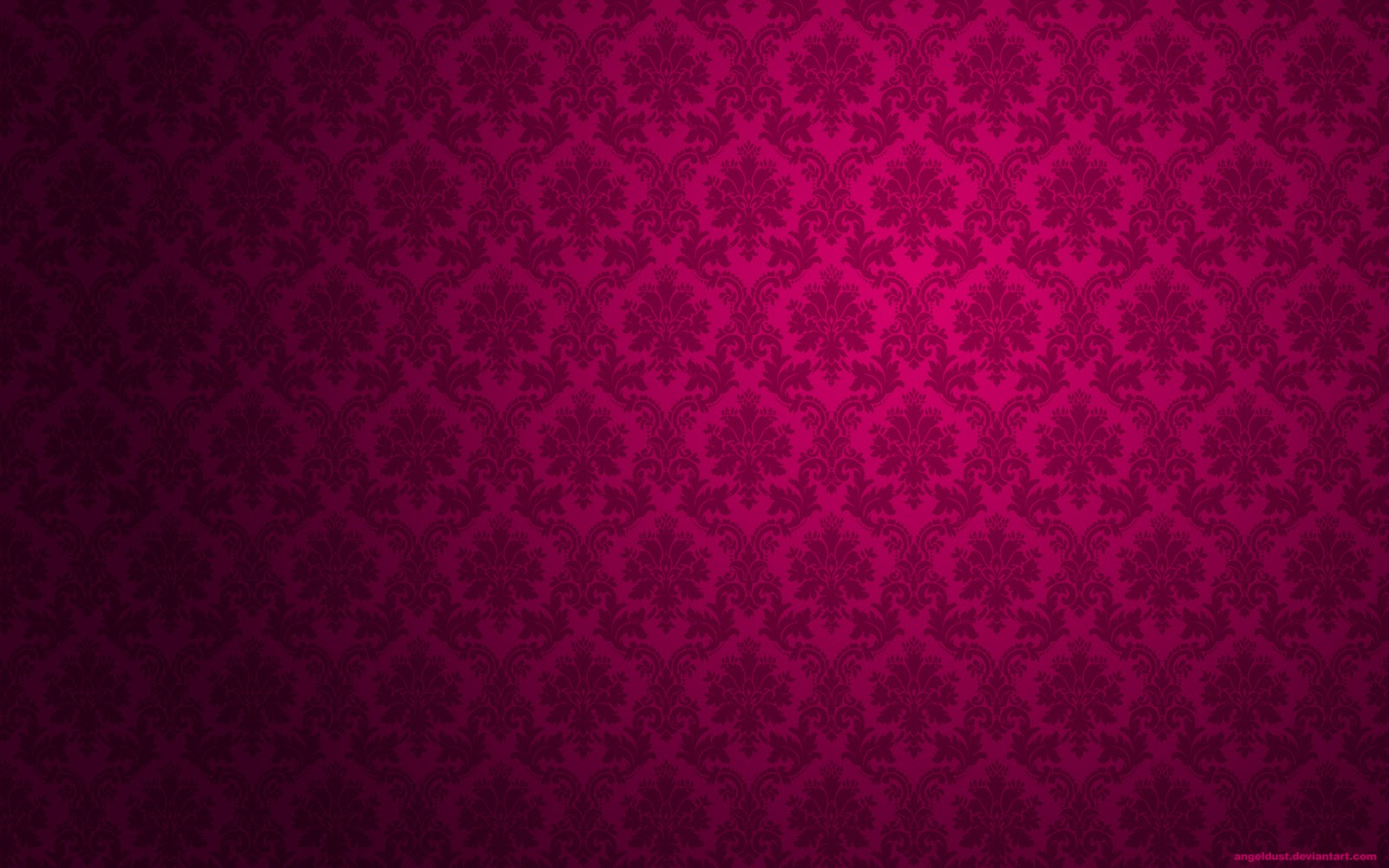 Damask Floral Design Wallpaper By Angeldustjpg