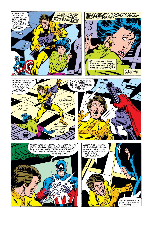 Captain America (1968) Issue #231 #146 - English 4
