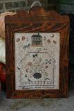 Cross-Stitch Pattern by Stacy Nash