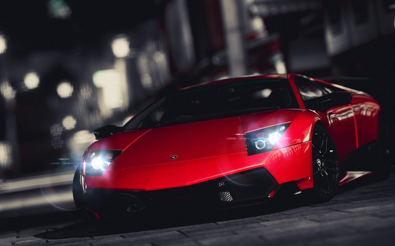 Lamborghini Murcielago Wallpaper HD for Desktop