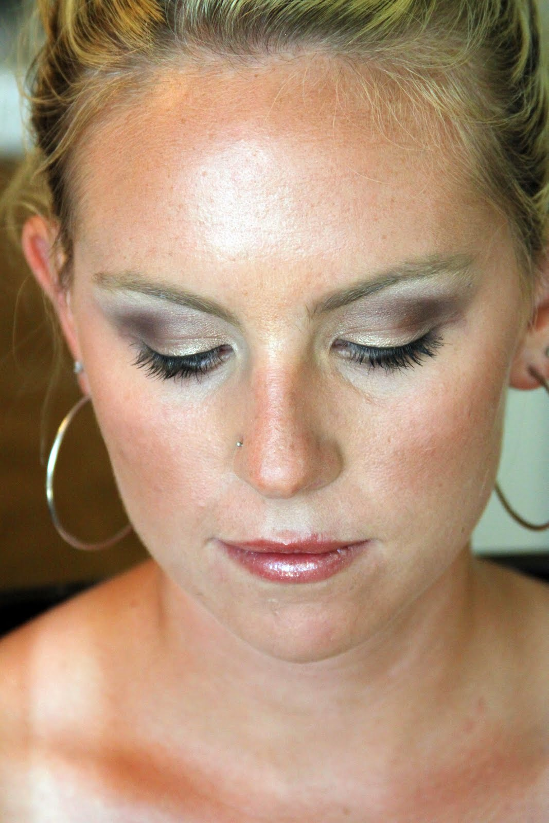 Jordanu0026#39;s Wedding Makeup Trial | Rachelise Makeup Artistry