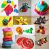 Membuat Mainan Playdough sendiri
