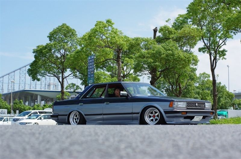 Toyota Chaser, X70, GX71, twin turbo, GT, JDM, japoński sedan, hardtop, stary samochód, klasyk, kultowy, sportowy, napęd na tył, RWD, tuning, zdjęcia, fotki, 日本車, チューニングカー, シャコタン, クラシックカー, こくないせんようモデル, トヨタ・チェイサー