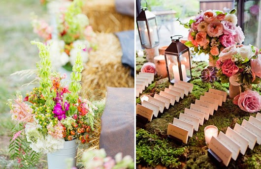 Garden Themed Wedding Singapore Photo
