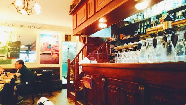 Dove mangiare a Parigi. Relais Gascon, Montmartre