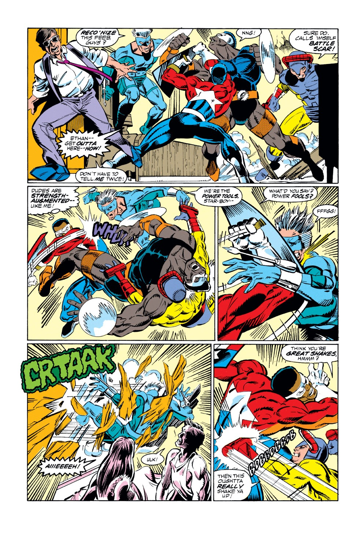 Captain America (1968) Issue #374 #307 - English 20