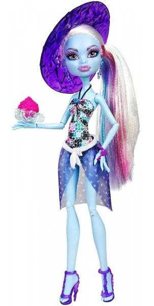 Monster High Frankie Ay Love Fashion