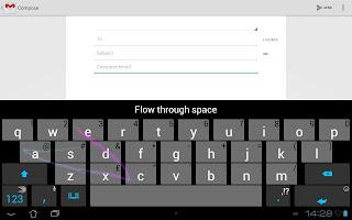 SwiftKey Tablet Keyboard v4.2.0.155
