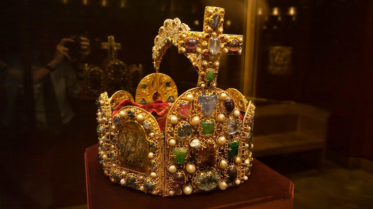 La couronne carolingienne