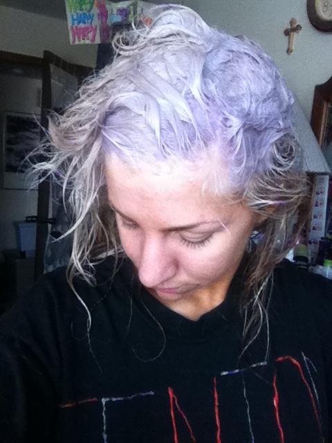 Foxy Lady Beauty How I Achieve Platinum Blonde Hair
