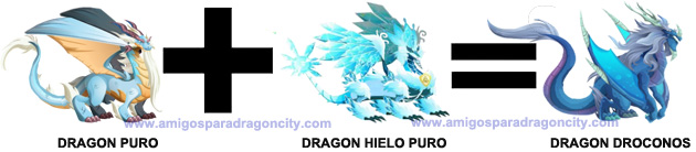 como sacar el dragon droconos en dragon city 2