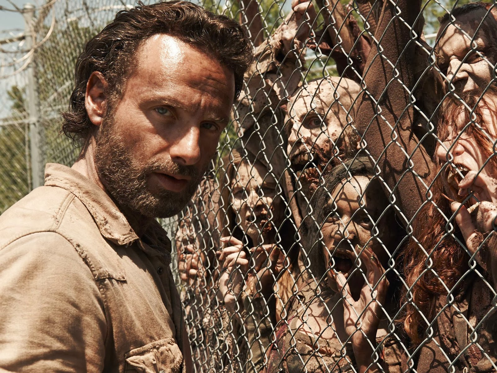 The Walking Dead - Rick, a főszereplő