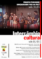 INTERCÂMBIO CULTURAL