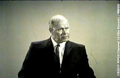 George Van Tassel On KVOS Webster Reports 6-18-1964