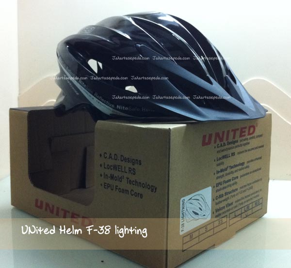 Helm Unitedbike Lighting