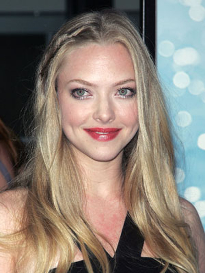 Amanda Seyfried Blonde Hairstyles