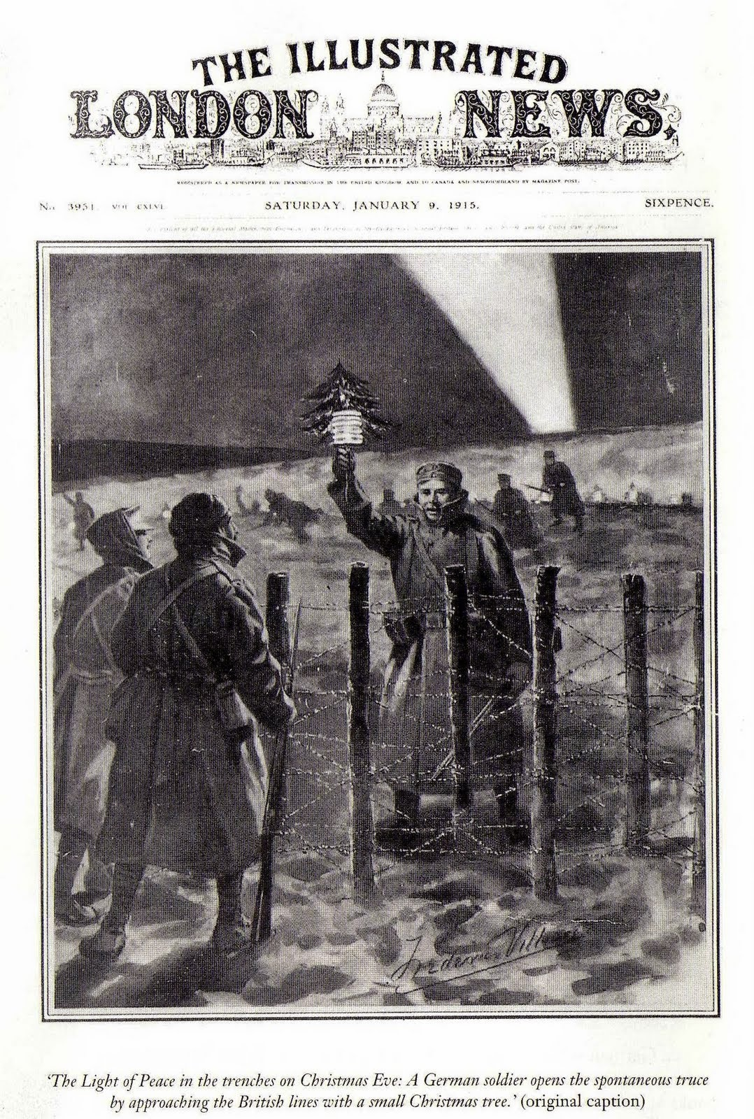 the christmas truce The christmas truce took place christmas 1914 amidst world war i during this time, both the german and british soldiers stopped fighting to have a peaceful christmas.