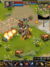 Game Thành Cát Tư Hãn 2 Online - Game Online 3D