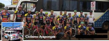 veja notícias sobre ciclismo de Arapongas