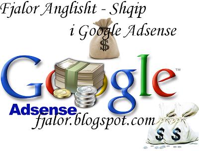 Fjalor Anglisht Shqip i Google Adsense