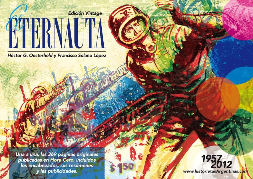 El Eternauta Consulta Ediciones Eternauta%2BVintage