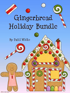 http://www.teacherspayteachers.com/Product/Gingerbread-Holiday-Bundle-169579