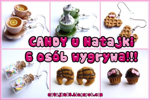 Candy u Natajki-zapisy do 8 kwietnia:)