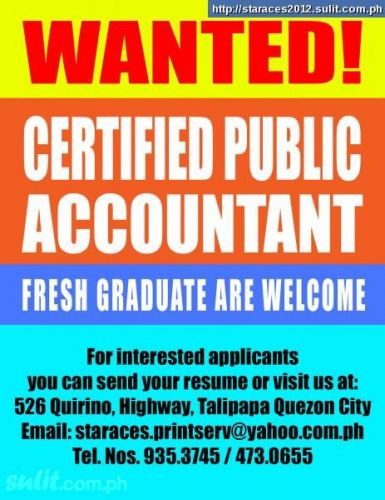 Accountant Wanted2