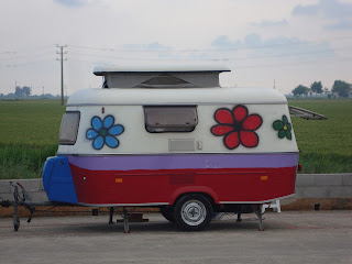 Flower Caravan