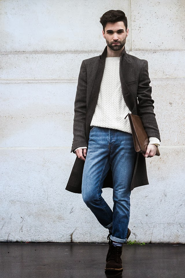 Populaire SMIRA-FASHION | MEN'S FASHION BLOG: February 2014 QG61
