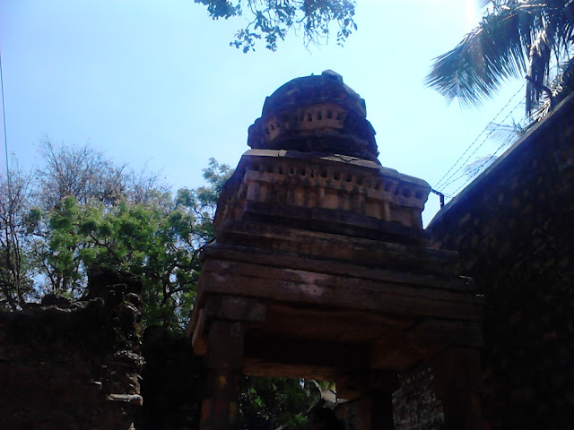 Yoga Narasimha Swamy Temple entrance