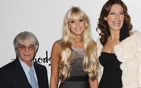 Petra Ecclestone er blitt den lykkelige eier av Hollywoods største eiendom, bortskjemt og priviligert! thumbnail